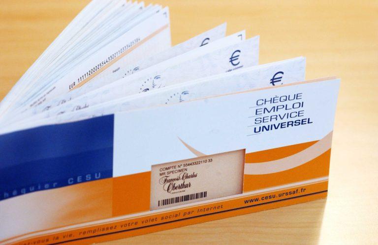 Les chèques emplois services universels: une niche fiscale!